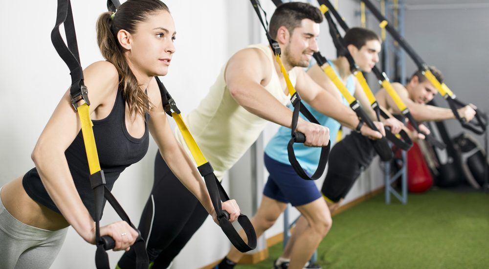 Le TRX Training