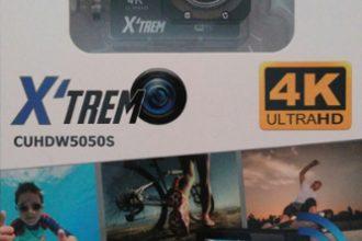 Caméra d'action 4K X'TREM de Storex