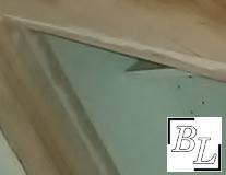 placard5 - Réaliser facilement un placard sous escalier - DIY