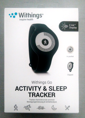 Withings Go (Nokia Go)
