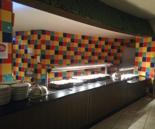 Restaurant buffet Hôtel Explorers