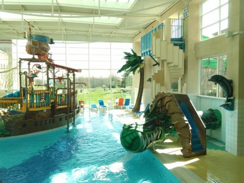 Espace aquatique Hôtel Explores