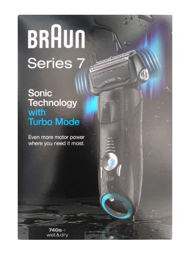 Boite Rasoir Series 7 de Braun