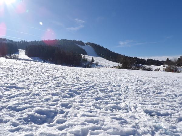 Métabief - Pistes de Ski