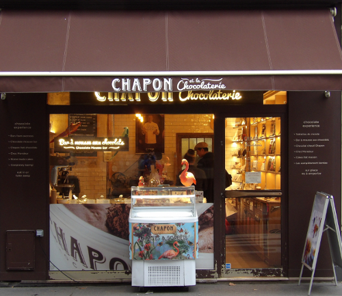 Chocolaterie Chapon - Saint Sulpice