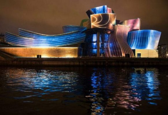 Musée Guggenheim de Bilbao e1581199250124 - ORIGINE le dernier roman de Dan BROWN