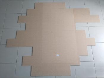 decous5 - Réaliser une décoration avec des plaques d'immatriculation US