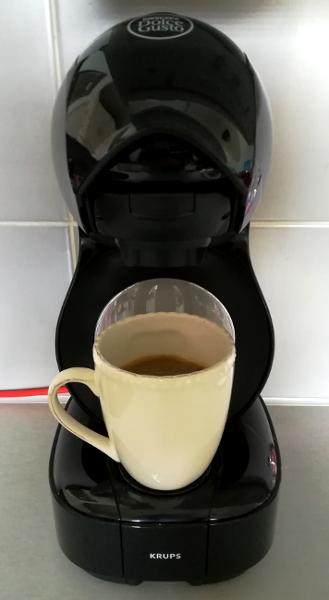 dgl3 - Test et avis pour la Dolce Gusto - Nescafé
