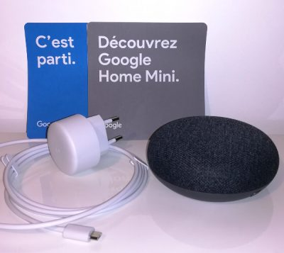 goohle home mini 2 e1581198805250 - Google Home Mini - Test et avis