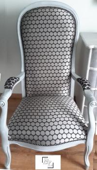 fauteuil3 - Restauration d'un fauteuil Voltaire - Tutoriel