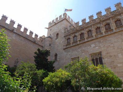 Loge de la soie Valence e1589381153277 - Visiter Valence en 1 jour - Que faire et voir ?