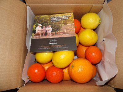 Colis Familia Serra e1581197784891 - Familia Serra - Des fruits livrés directement chez vous !
