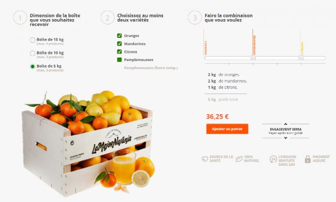 Commande sur le site Familia Serra e1581197809825 - Familia Serra - Des fruits livrés directement chez vous !