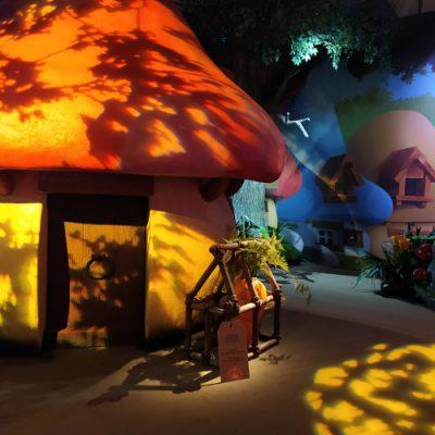 Schtroumpf Experience - Village des Schtroumpfs