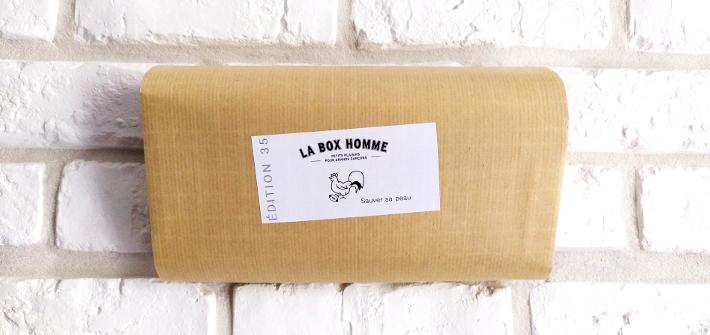 LaBoxHomme - LaBoxHomme une box 100% masculine