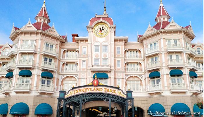 Disneyland Paris entrée