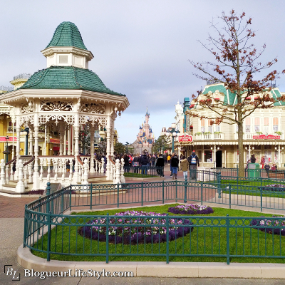 Main Street Disneyland Paris - Disneyland Paris - Des astuces pour faire un maximum d'attractions