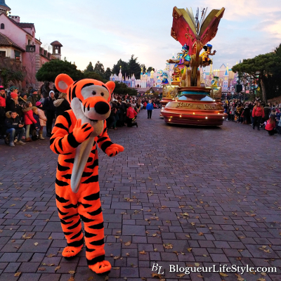 Parade Disneyland Paris - Disneyland Paris - Des astuces pour faire un maximum d'attractions
