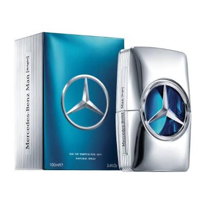 Mercedes Benz Man Bright - Découvrez les parfums Mercedes-Benz Man et Man Bright