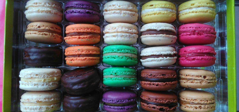 Macarons de chez Christophe ROUSSEL