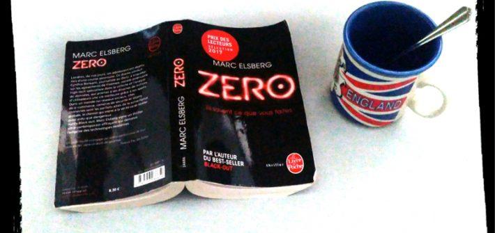 Zero - Couverture