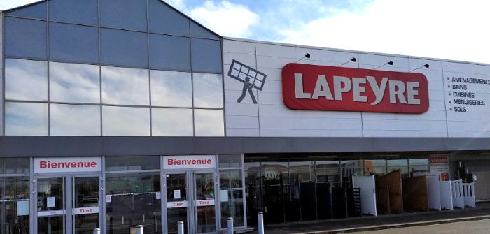 Lapeyre La Croix Blanche