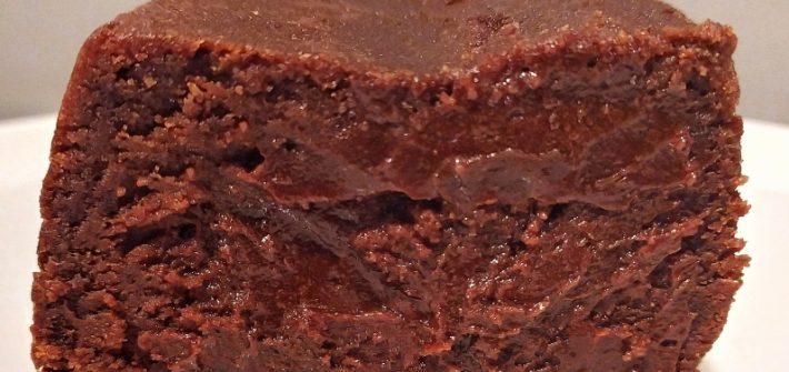 Mi-cuit chocolat Pierre Hermé